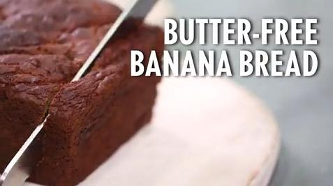 How to Make Banana-Avocado Bread