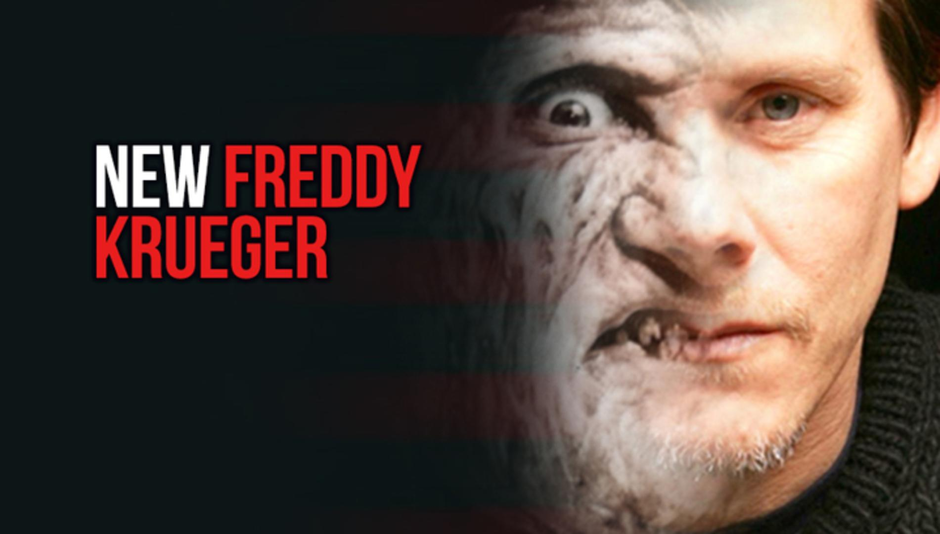 Kevin Bacon Wants To Play Freddy Krueger