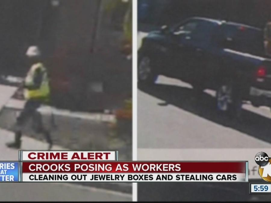 Group posing as utility workers robbing North County residents