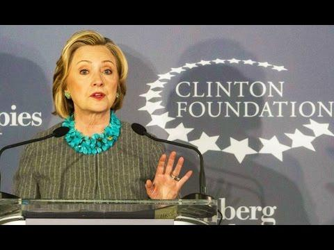 MORE Leaked Hillary Emails Show Troubling Pattern With Clinton Foundation