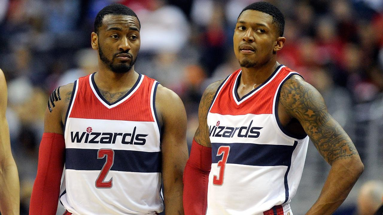 John Wall talks Bradley Beal, on-court chemistry problems