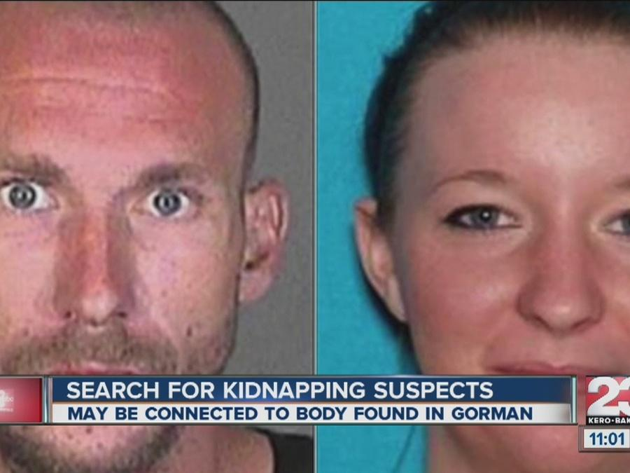 Three kids kidnapped, two suspects sought