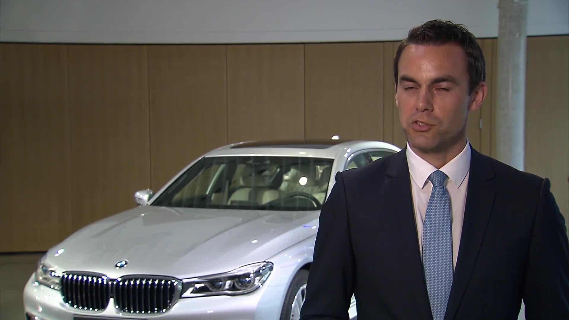 Timo Resch Leiter Produktmanagement Große Modellreihen BMW
