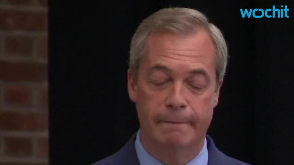 Nigel Farage to campaign with Trump