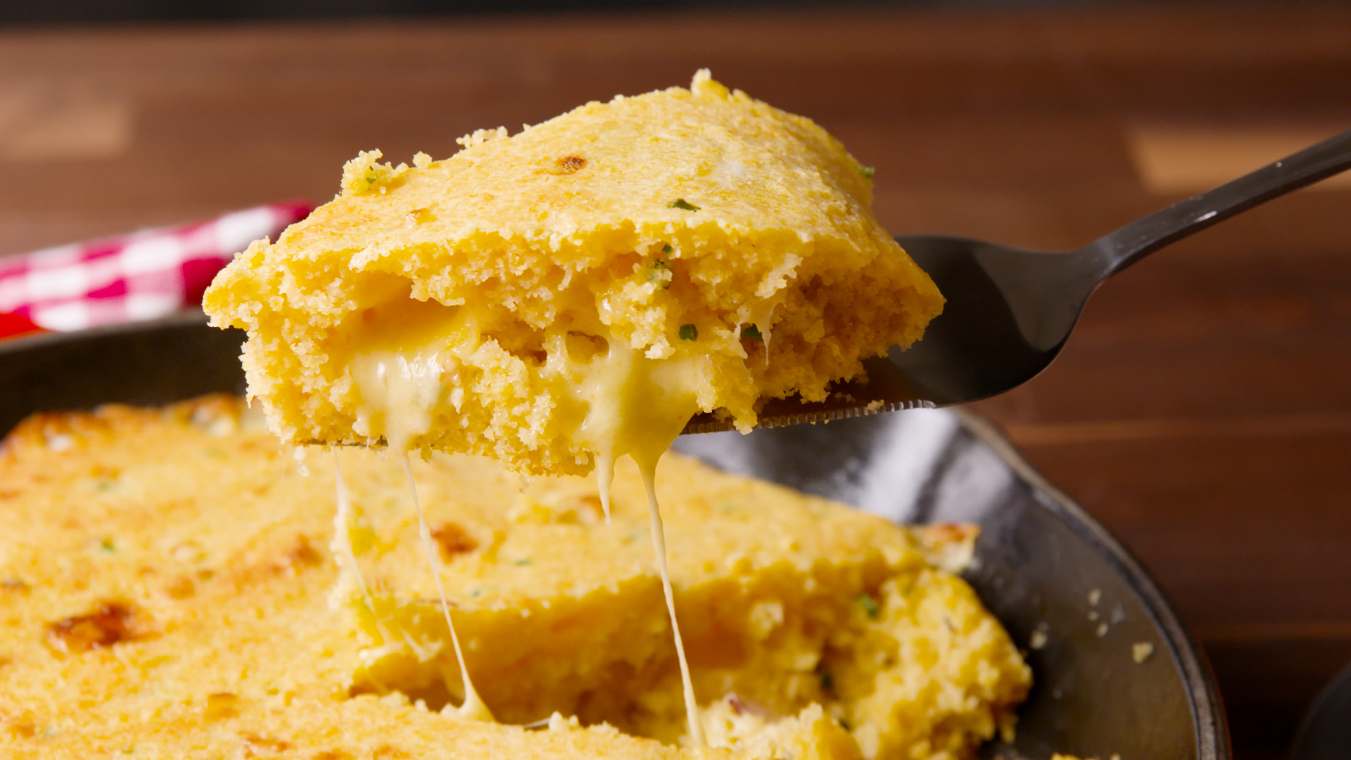 How to Make Cheese Cornbread