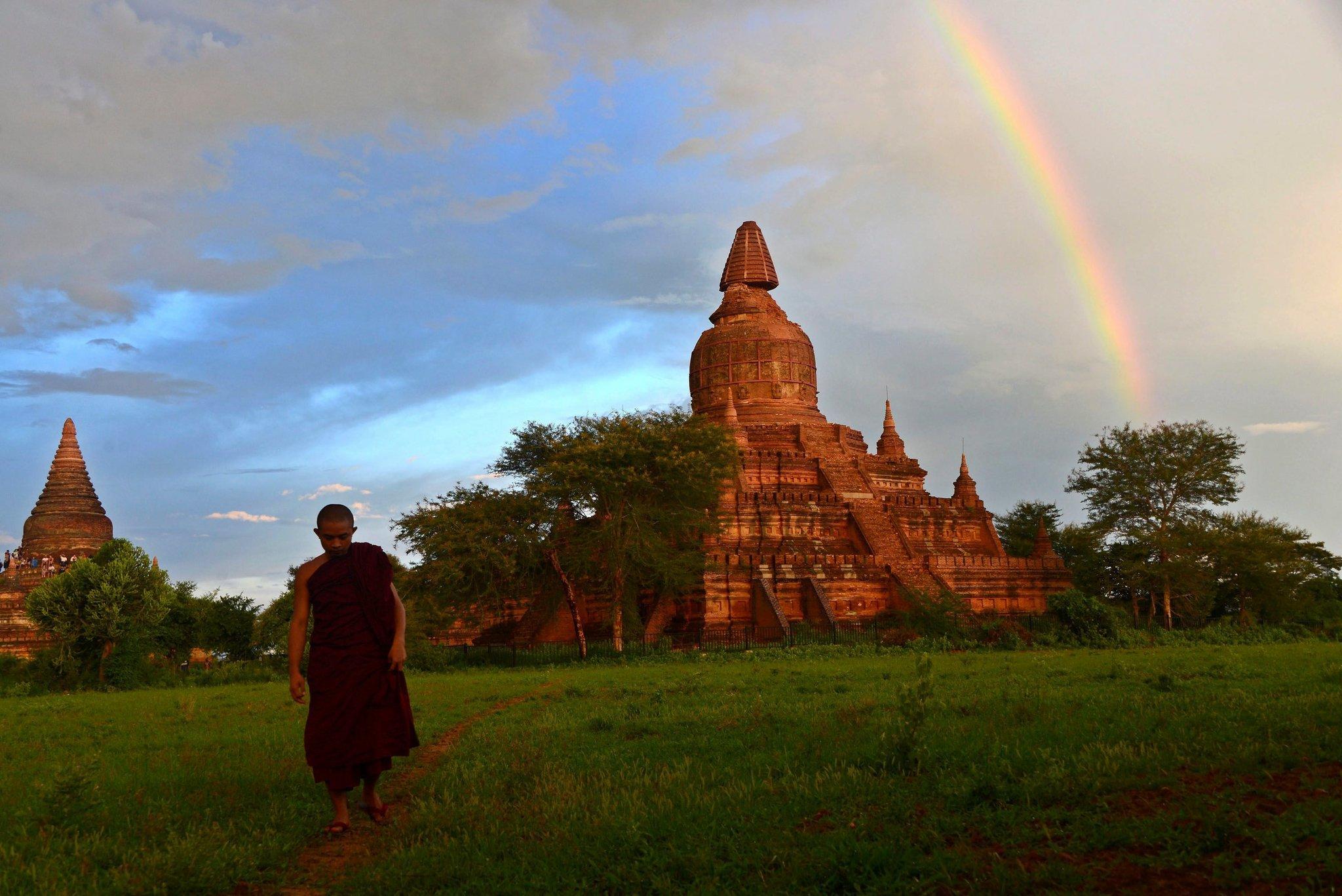 The New York Times: Myanmar Temblor Damages Ancient Temples