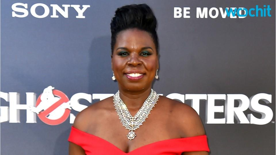 Fans Of Leslie Jones Show Their Support In Wake Of Hack