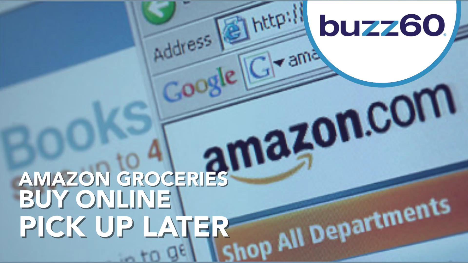 Amazon Reportedly Plans to Open Brick-and-Mortar Grocery Store