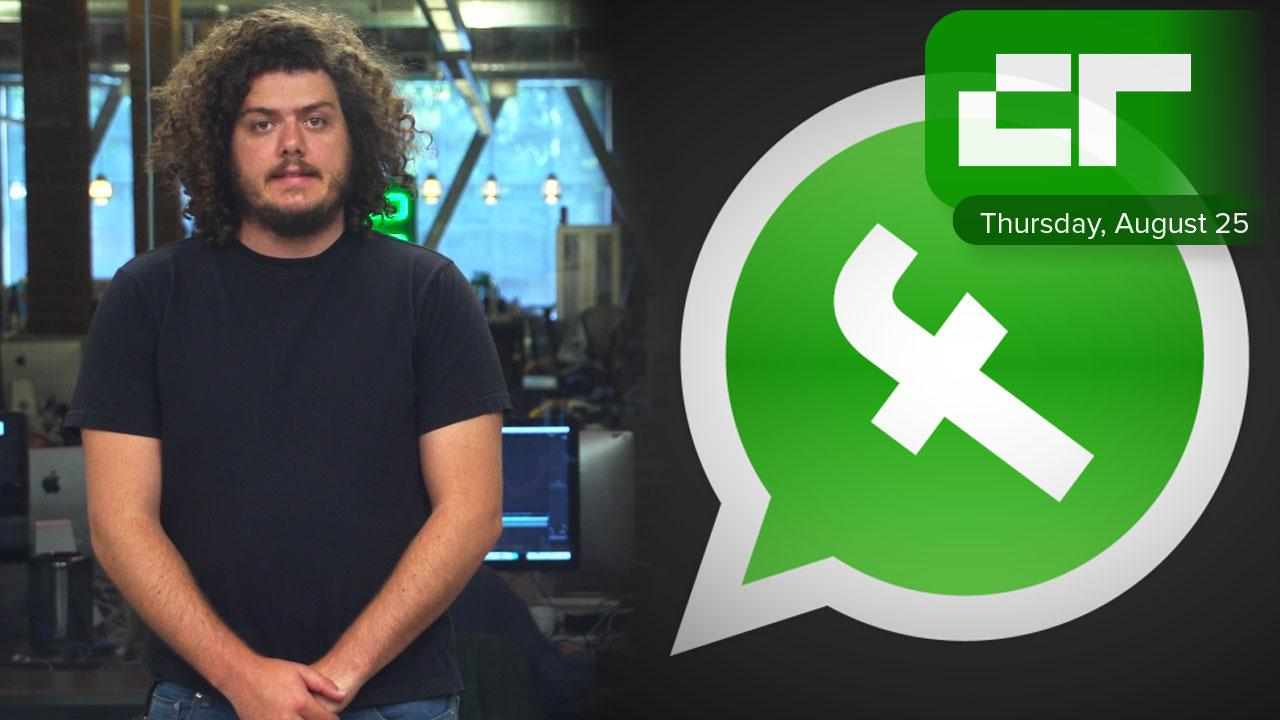 Crunch Report | WhatsApp Shares user data with Facebook 57bf80c1869ea94b26e2cea3 o U v1