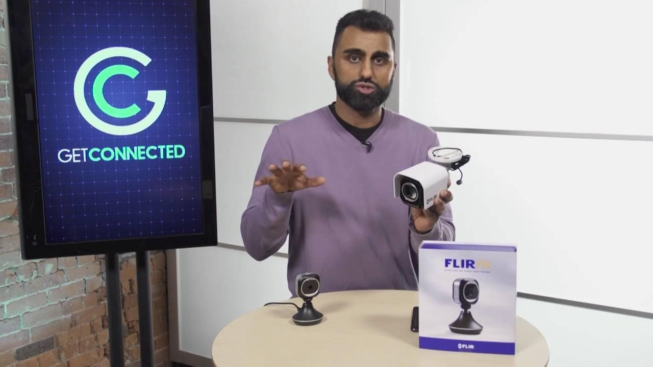 Only the security footage you need to see. Flir FX Security System | GetConnected