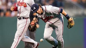 Braves LIVE To Go: Samardzija, Giants blank Braves in series opener