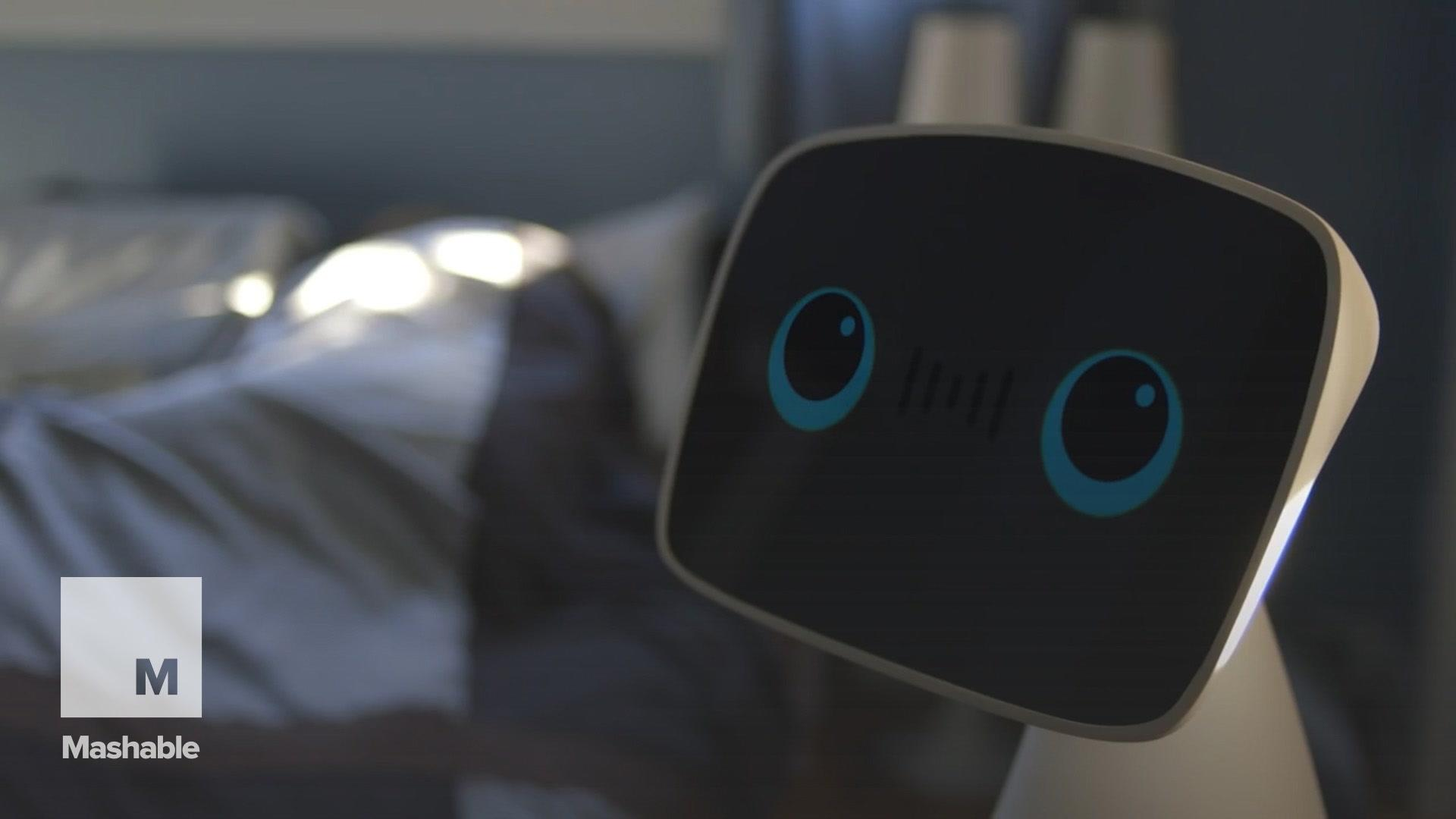 This Friendly Robot Wants to Become a Part of your Family