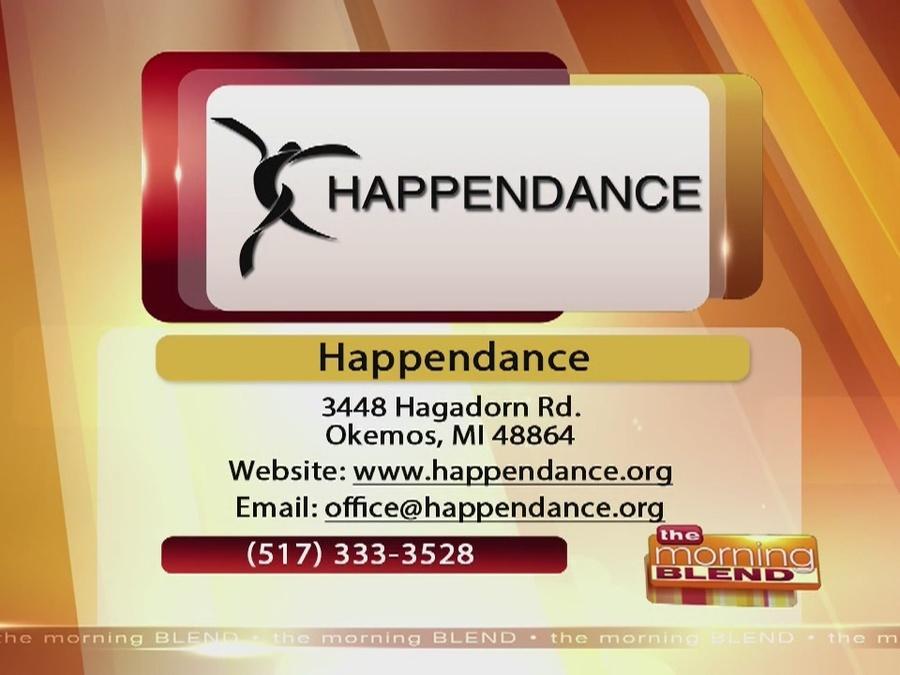 Happendance - 8/29/16