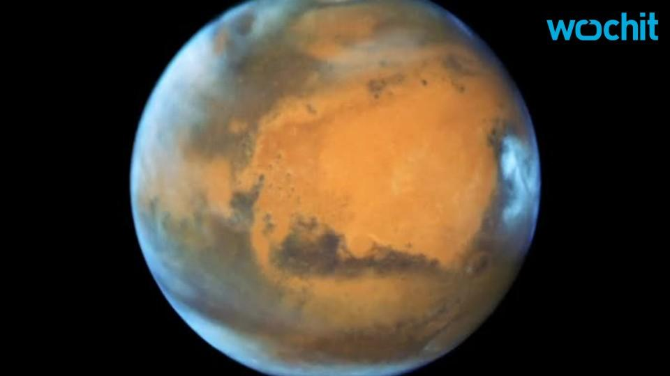 How Much Water Does Mars Have?