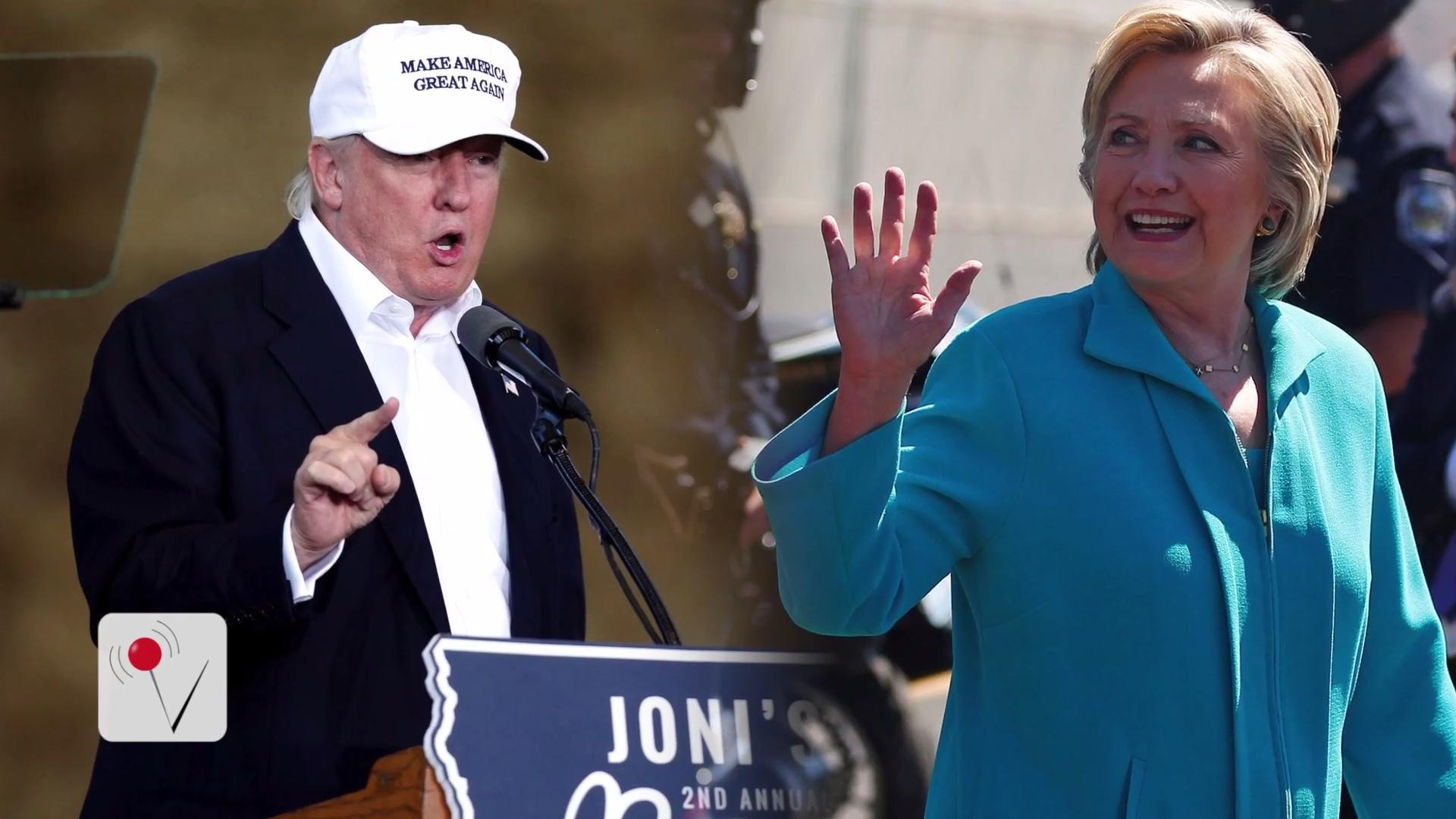 Clinton's Lead Over Trump Narrows to 6 Points