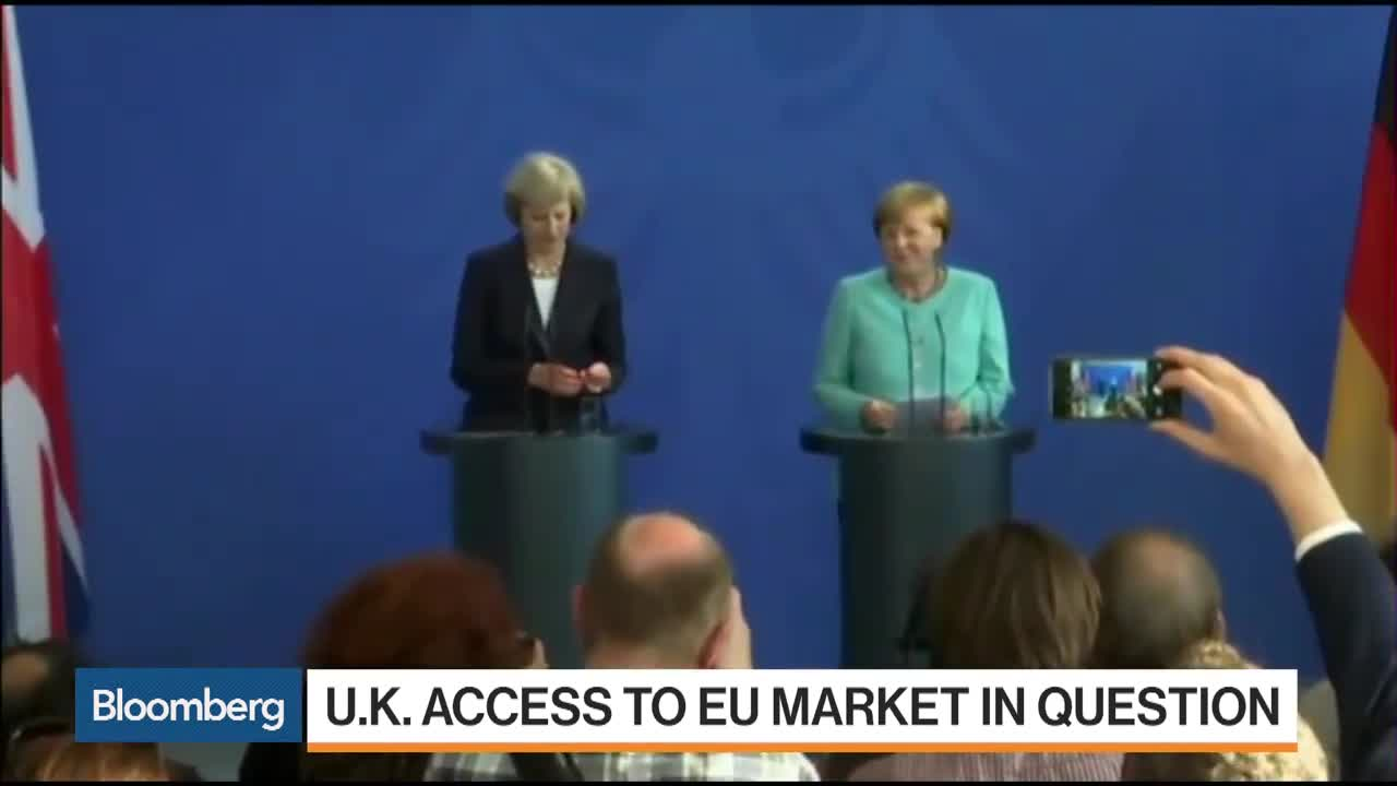 UK Access to EU Market in Question
