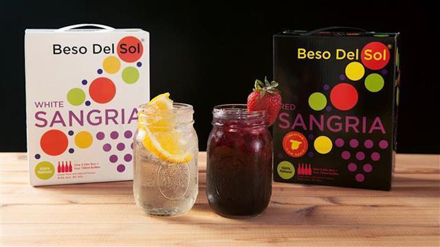 Weekend Sip: Beso Del Sol Sangria