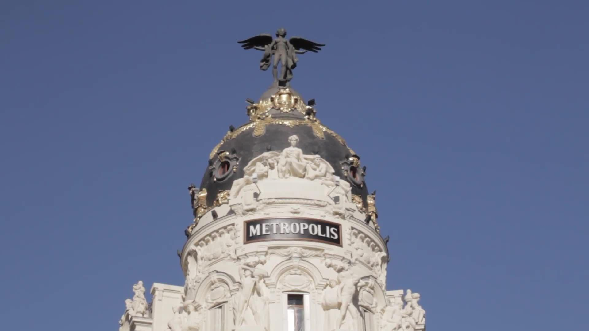 A Day in Madrid
