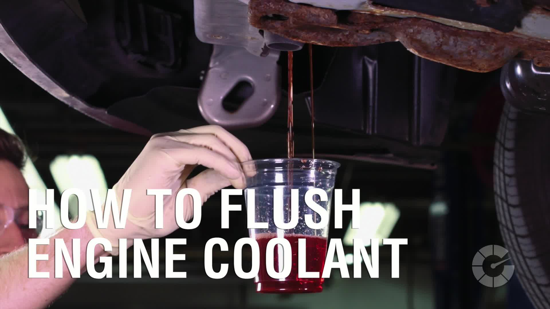How To Flush Engine Coolant Autoblog Wrenched Jeep Block Drain Plug
