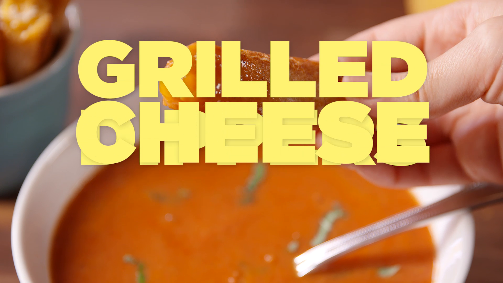 How to Make Grilled Cheese Dippers