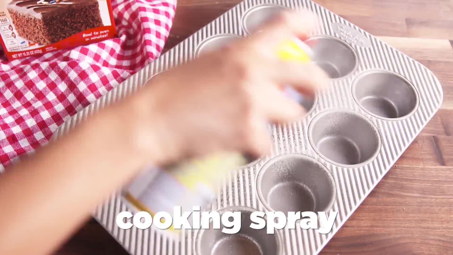 How to Make Chocolate Truffle Cupcakes