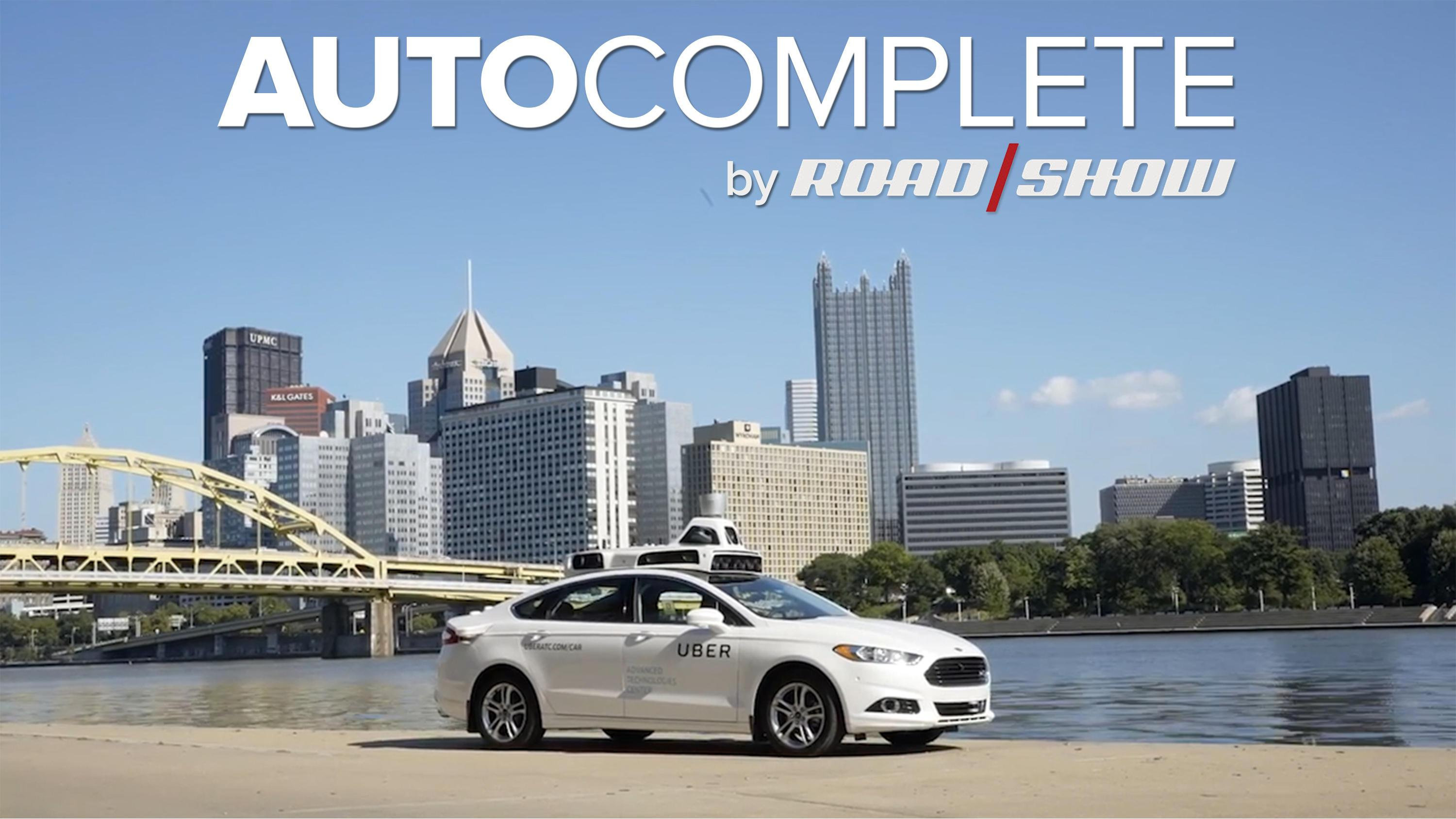 AutoComplete: Uber's Self-Driving Cars Have Arrived in Pittsburgh