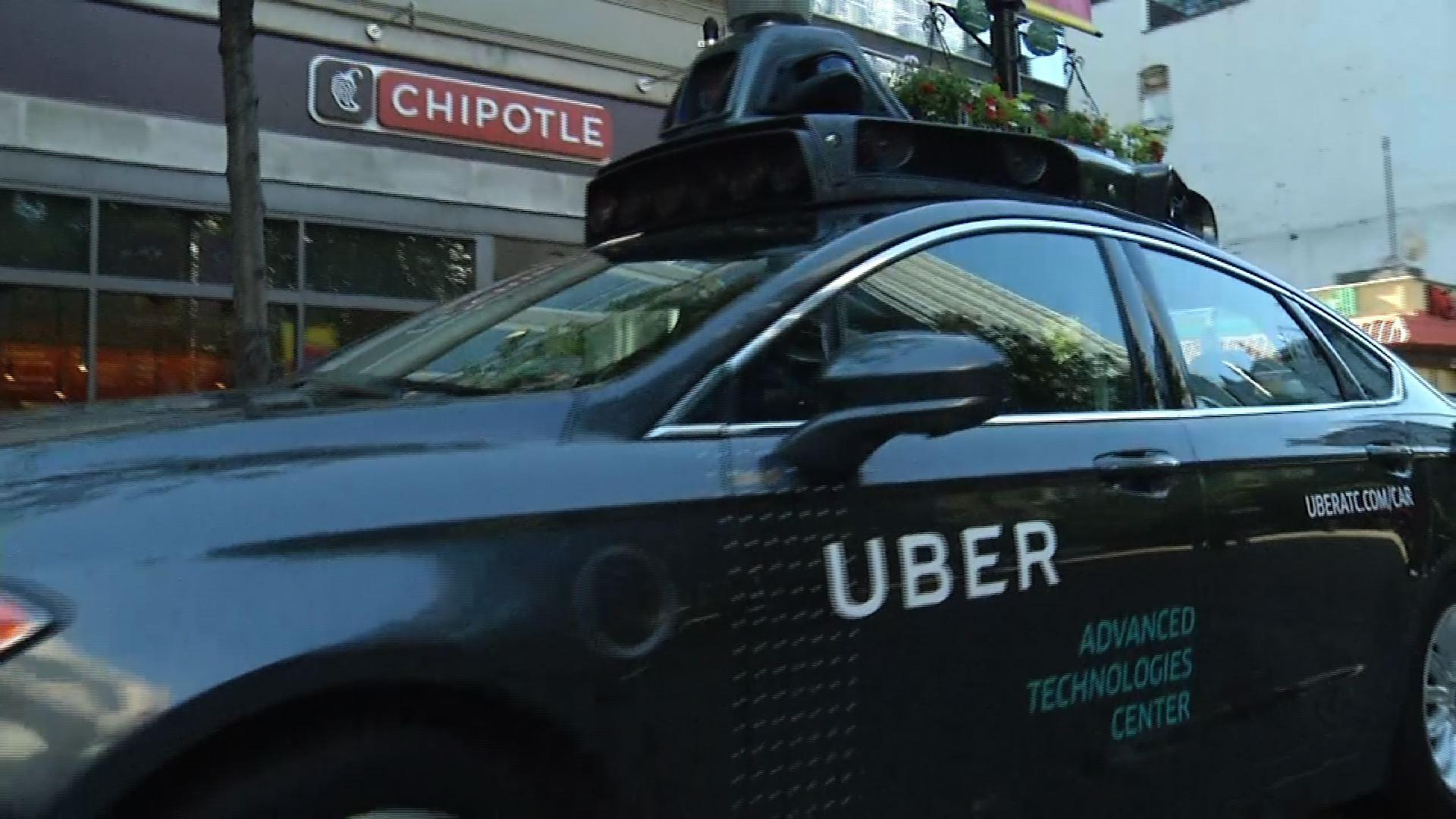 Uber Brings Self-Driving Cars to Public