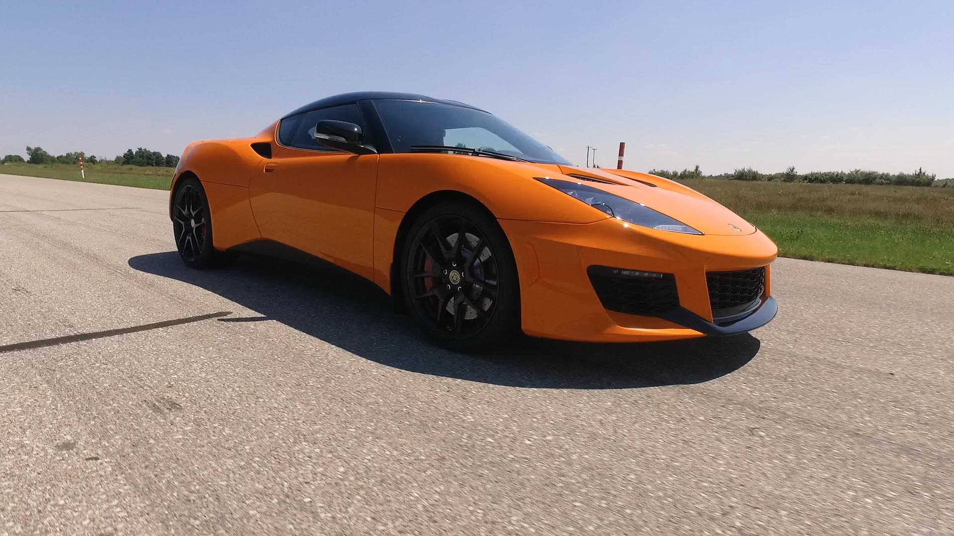 A Lotus worthy of the legend | 2017 Lotus Evora 400 First Drive ...