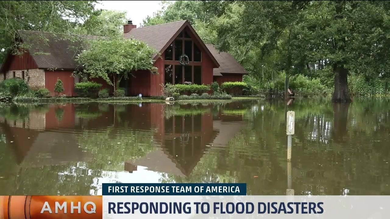 Responding to a Flood Disaster