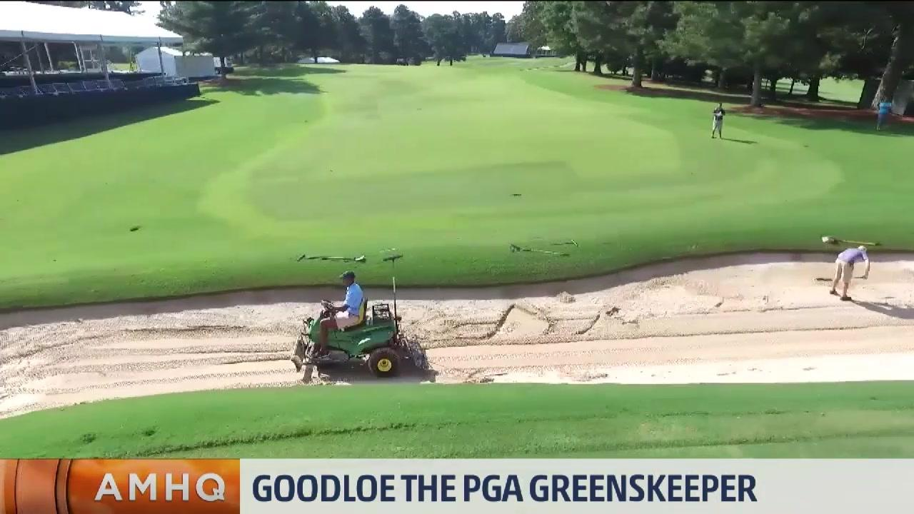 PGA Groundskeeper for a Day