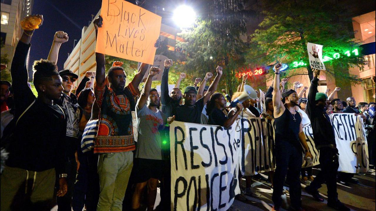 Charlotte Has Another Night of Protests Over Police Shooting