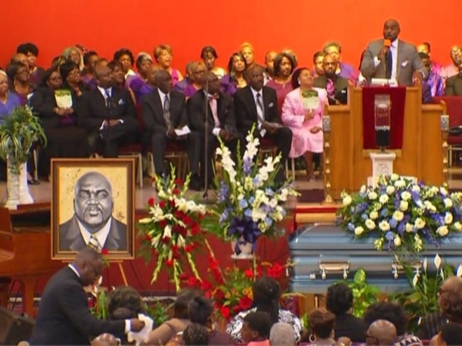 Full: Funeral service held for Terence Crutcher in north Tulsa Saturday