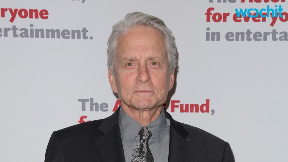 Happy Birthday, Michael Douglas!