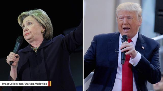 New Poll Shows Clinton And Trump Are Nearly Tied