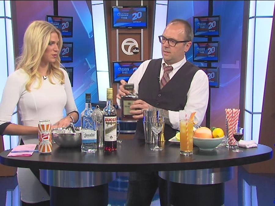 Fall cocktail recipes from Detroit Bartender Rick Paulger