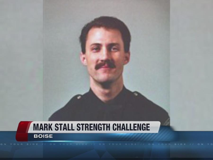 Mark Stall Strength and Honor Challenge