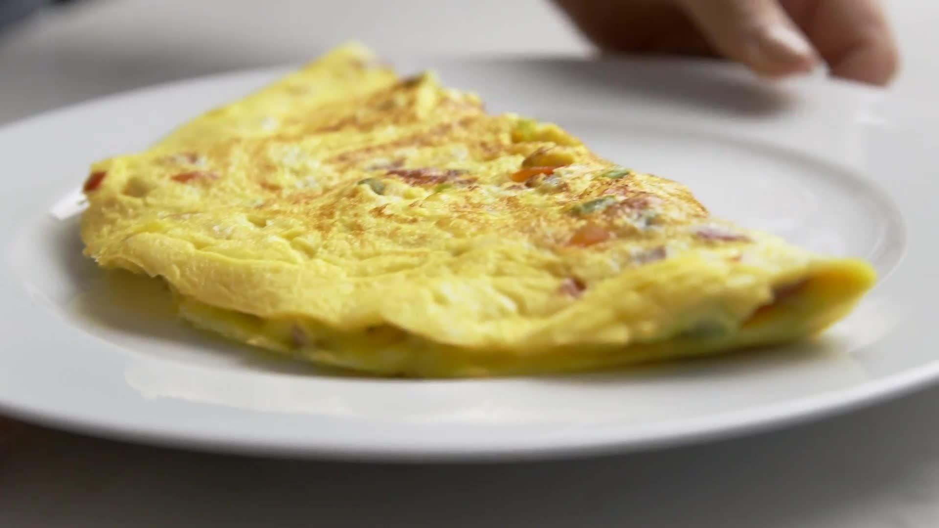 Make This Western Omelette for Breakfast, Lunch, and Dinner