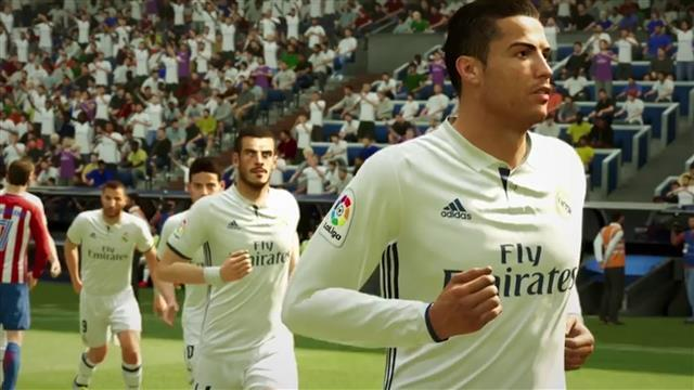 'Fifa' vs. 'PES': 2017 Video Game Soccer Season Kicks Off