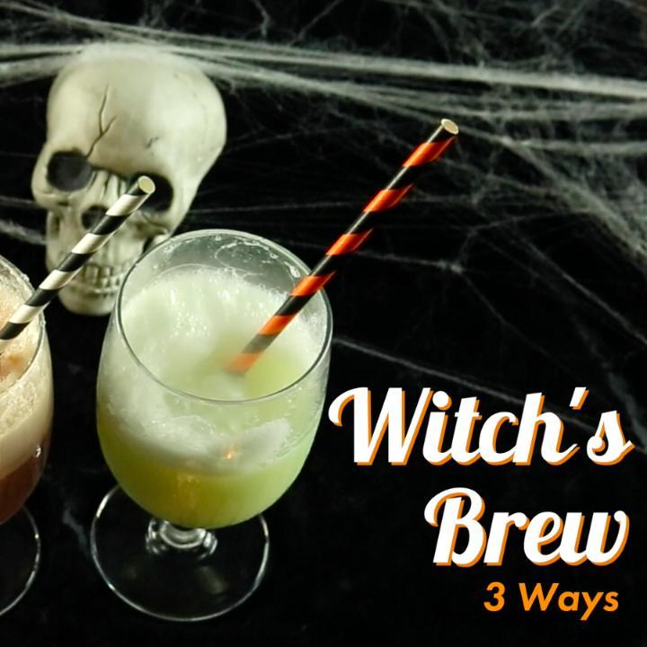 How to Make a Witch's Brew for Halloween