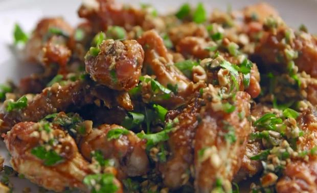 These Spicy Vietnamese Wings are the Ultimate Sports Party Snack