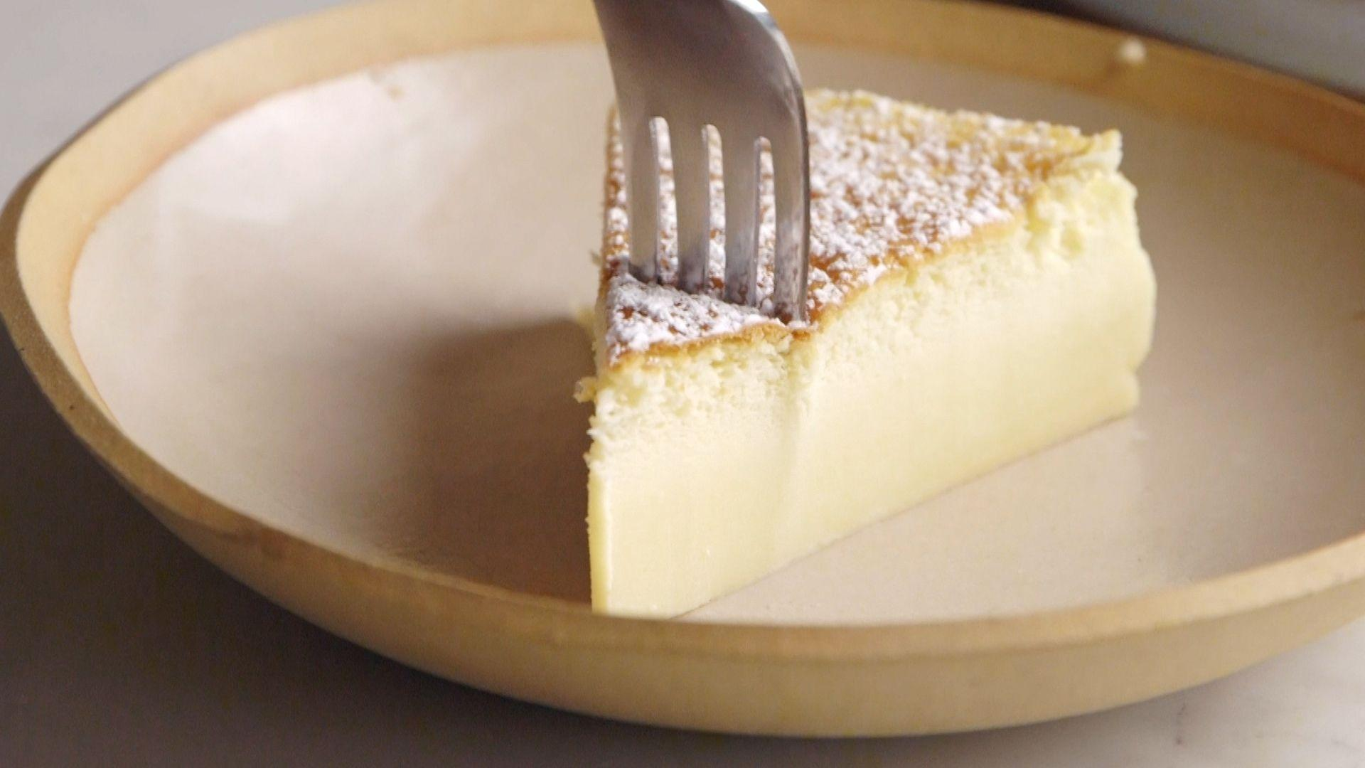 The 3-Ingredient Japanese Cheesecake that Broke the Internet