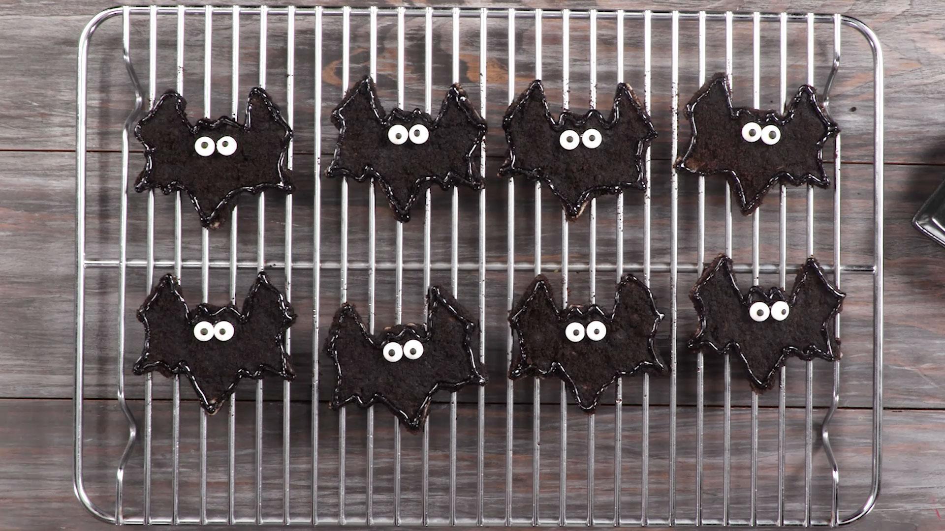 Chocolate Churro Bats