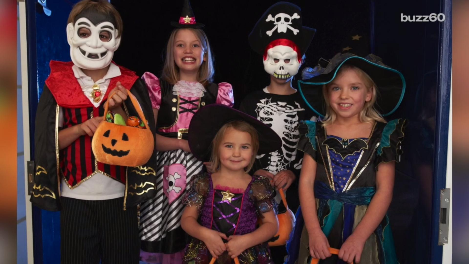 Top 5 U.S. Cities For Trick Or Treating