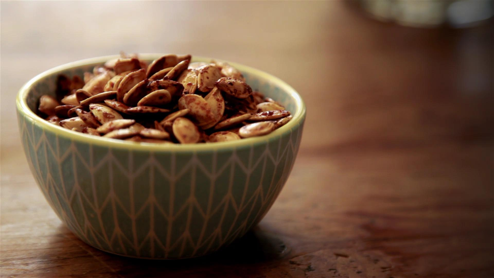 Five Steps to Perfectly Roasted Pumpkin Seeds