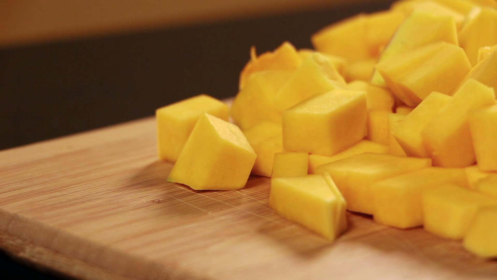 The Right Way to Cut a Butternut Squash
