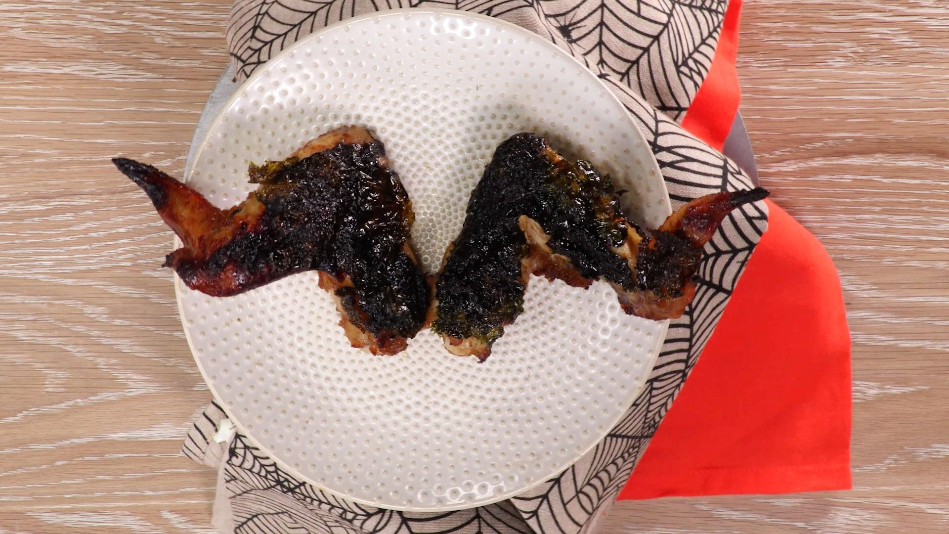 Bat Wings Recipe