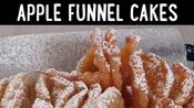 How to Make Apple Funnel Cakes