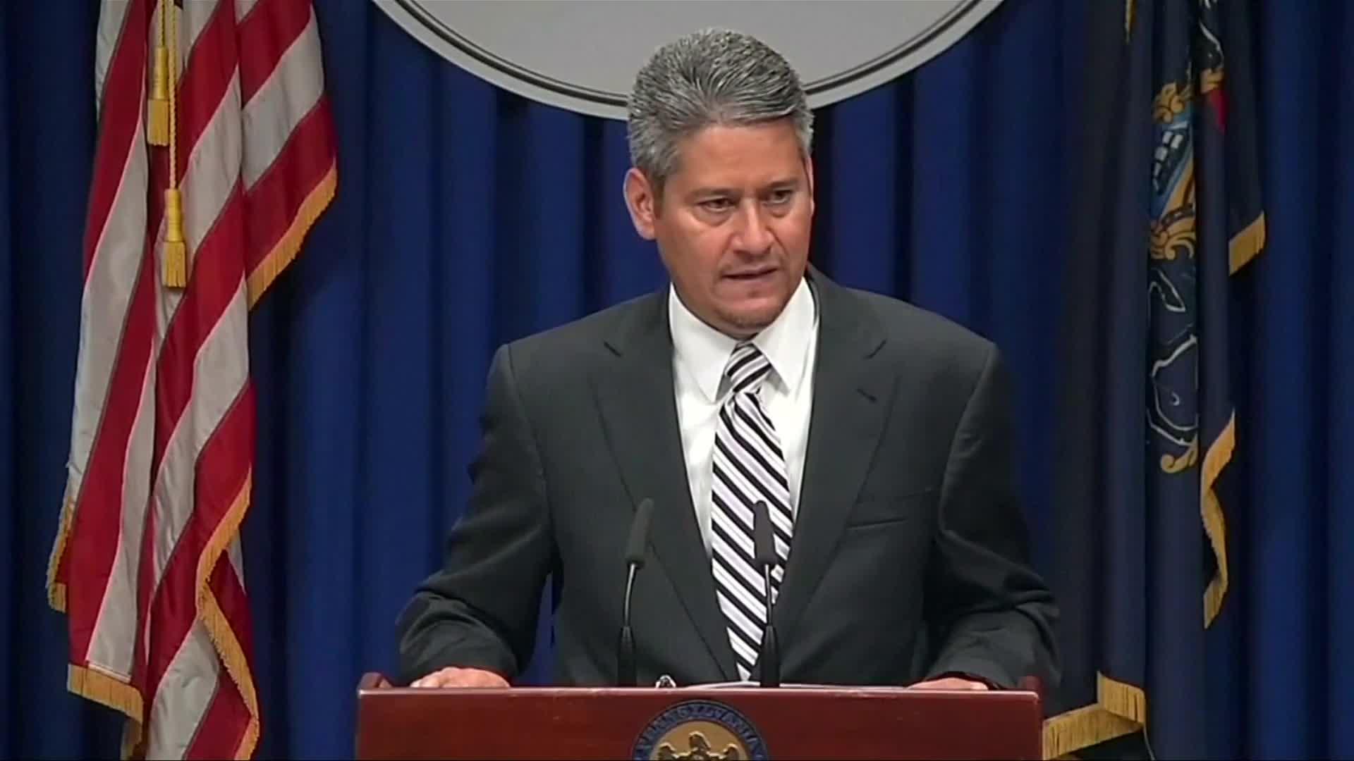 Pennsylvania's Secretary of State vows to prosecute voting violators