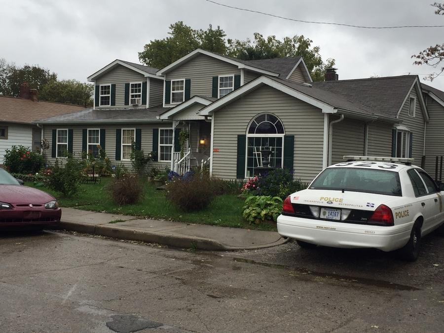 FBI investigation at south side home