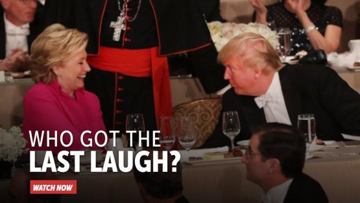 Who Got the Last Laugh?